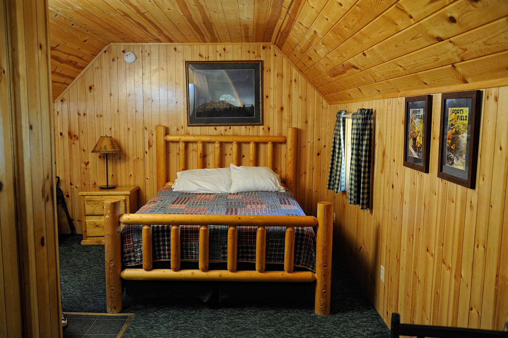 Cabin 2 Interior View 2