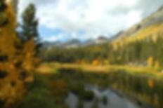 Weir Pond Bishop Crek