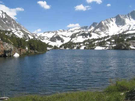 Long Lake Bishop Pass