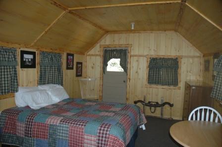 Cabin 6 Interior View 2