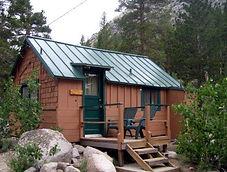 Parchers Resort Cabin 1 exterior