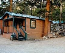 Paradise Cabins Exterior