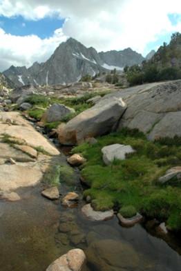 Picture Peak Creek