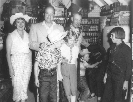 Bob Hope Parchers Store