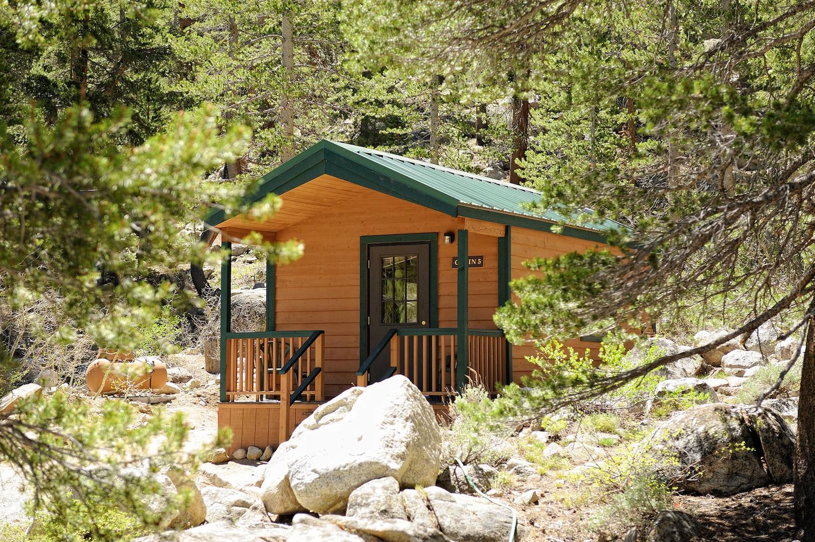 Hiker Cabins