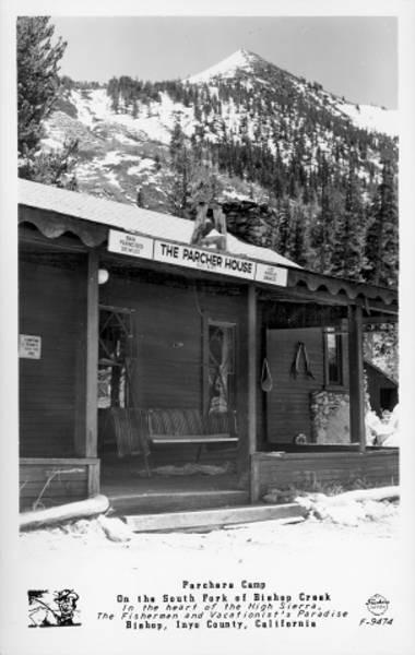 Parcher House Lodge