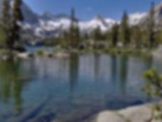 Blue Lake Sabrin Basin