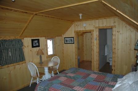 Cabin 6 Interior View 1