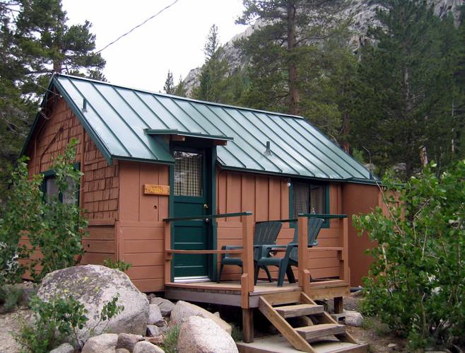 Rustic Cabin 1