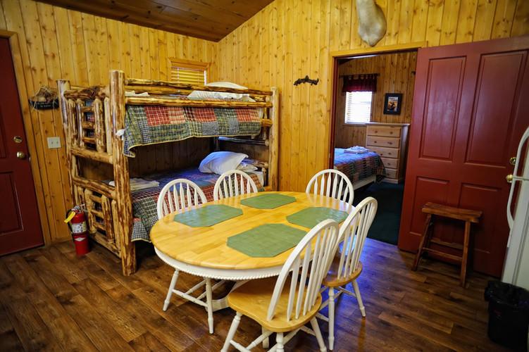 Bunk & Dining Area
