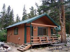 Parchers Cabin 23 Exterior