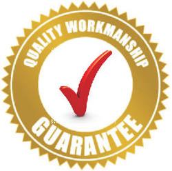 workmanship guarentee