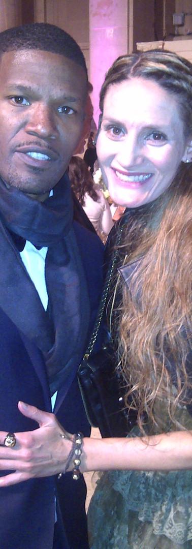 Nadi Love & Jamie Foxx