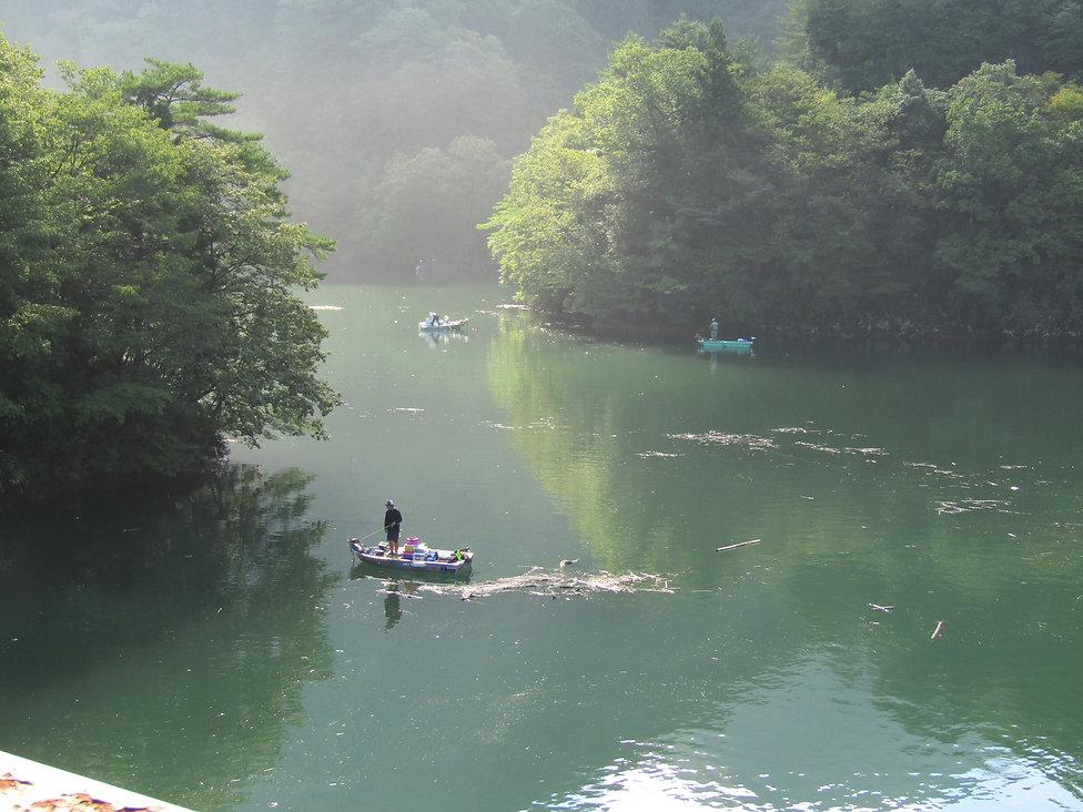 生野銀山湖.JPG