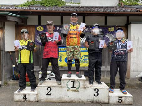 6/27 JB生野銀山湖シリーズ第3戦バークレイCup開催