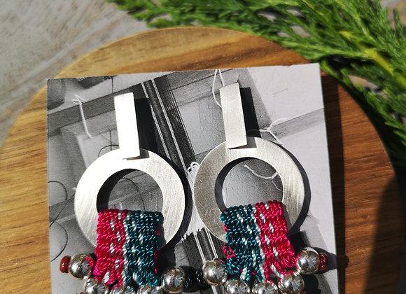 Aros Arrayan /Arrayan Earrings