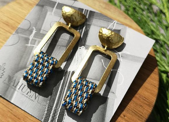 Aros Peumo / Peumo earrings