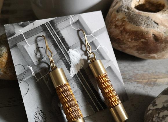 Aros Litre / Litre earrings