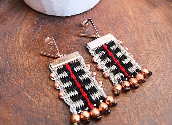 Aros Tepa / Tepa earrings