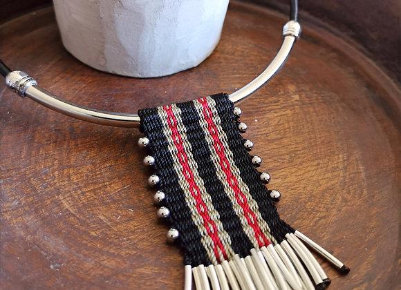 Collar Tassel coleccion nuestra tierra / Tassel Necklace