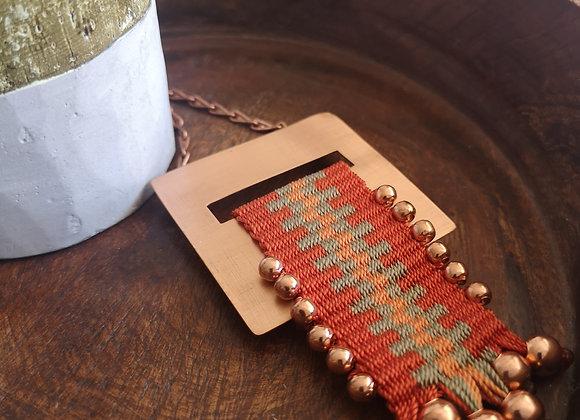 Collar Cobre Puyehue/ Puyehue Copper necklace