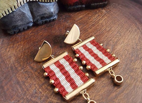 Aros Etnicos / Ethnic earrings