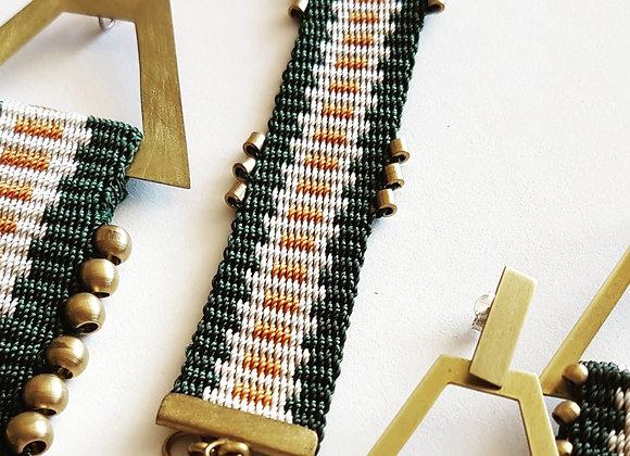 Pulsera pullinque/ Pullinque bracelet