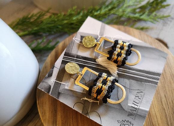 Aros Tamarugo / Tamarugo earrings