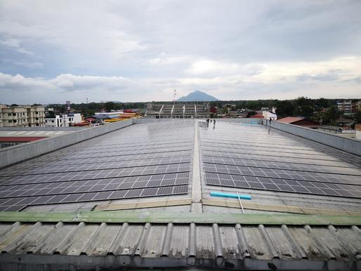 Why shopping malls should go solar?