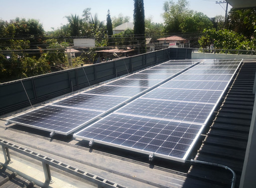 A Step by Step Guide of the Solar Panel Installation Process