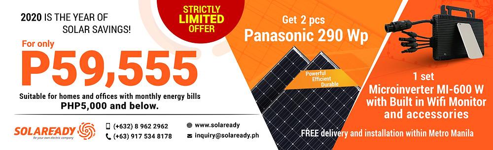 Solaready Solar Panel Installation Iloilo Philippines