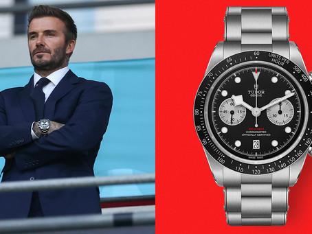 David Beckham Wears One of 2021's Best New Watches