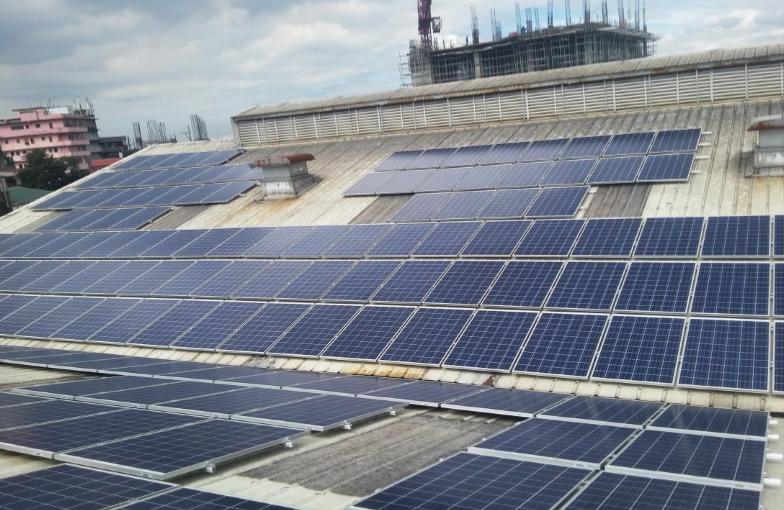 solaready philippines solar panels installation ever bilena