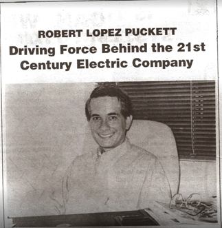 Robert Lopez Puckett, Renewable Energy Grand Master in the Philippines