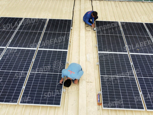 3.2 kWp Solar Panel with 5 kW Inverter Installation in Quezon City