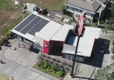 Solar panels can improve your brand reputation