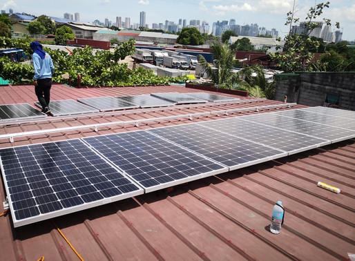 5kW Solar Installation Journey: An OFW Sending Love from Afar