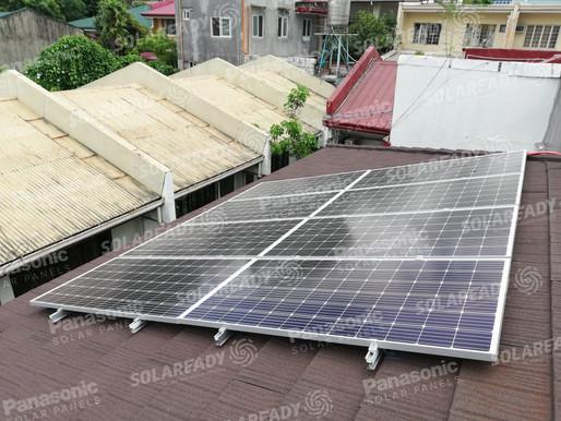 3.04 kWp Grid Tie Installation in Kapitolyo
