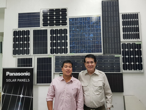 Solar entrepreneurs answer call for renewable energy