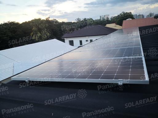 5.32 Solar Hybrid Systemin BF Home