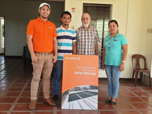 Solar brings more hope in Bahay Pag-asa