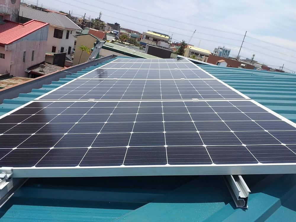 solaready philippines solar installation funstart learning center