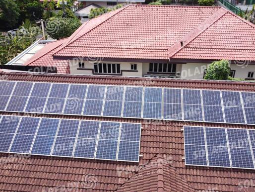 32 kWp Grid Tie Installation in Corinthians Village