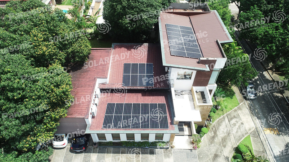 Solaready Panasonic Solar Panels