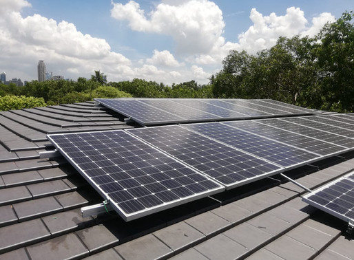10 kWp Grid Tie System Installation for Atom Henares in Makati City