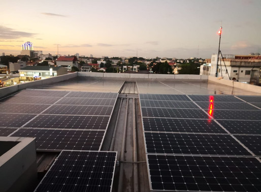 How can you help fight global warming by switching to solar power?