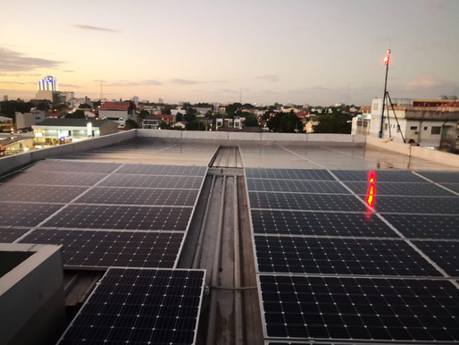 Stunning and Sunstainable: Solaready turns a Building in Quezon City Solar-Powered