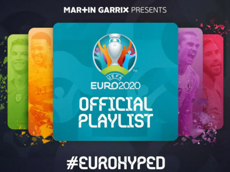 #EUROCUP2020 Songs By SCR99 Dolls' Favorite Players