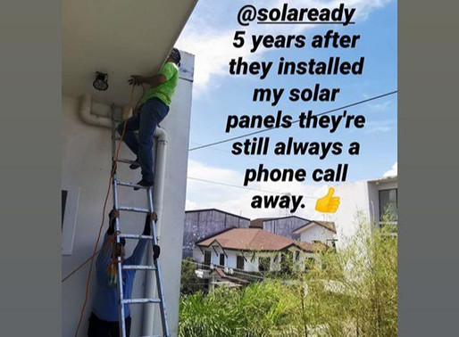 Solaready PH: Homeowners Love Our Lifetime of Excellent Customer Service