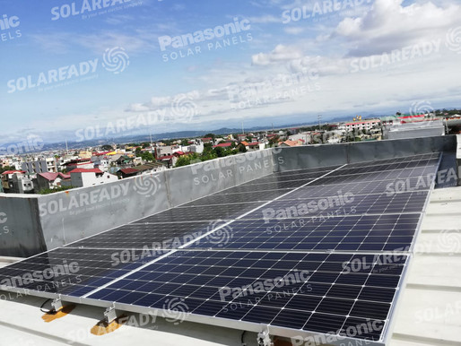 5.32 kWp Solar Grid Tie System in Taguig City